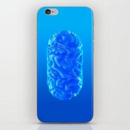 Blue Pill iPhone Skin