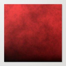 Donated Kidney Pink Haunted Hospital Fog Canvas Print