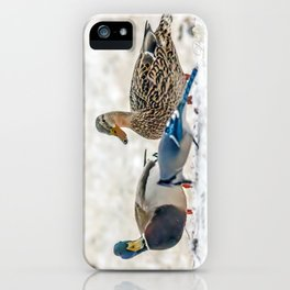 Share and share alike iPhone Case
