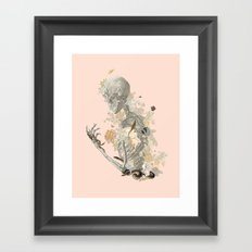 Stranger Danger I [sans type] Framed Art Print