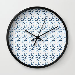 Another Minimal Pattern Wall Clock