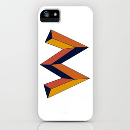 The W Letter iPhone Case