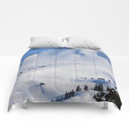 Back-Country Skiing  - III Comforters