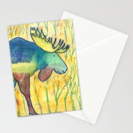 moose Stationery Cards