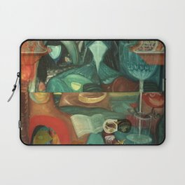Oriental Wedding Laptop Sleeve