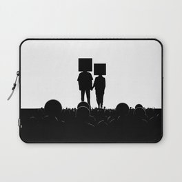 I have you. You have me. - US AND THEM Laptop Sleeve