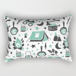 Camp Life Rectangular Pillow