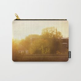 London Rooftops At Sunset  Carry-All Pouch