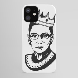 RBG Associate Justice Ruth Bader Ginsburg iPhone Case