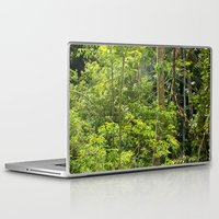 jungle Laptop & iPad Skins featuring Jungle by Mauricio Santana