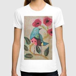 Les pavots T-shirt