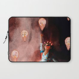 Dance of the Floating Candles Laptop Sleeve