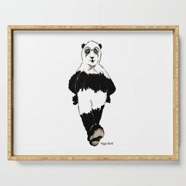 Riggo Monti Design #7 - The Riggo Bear Serving Tray