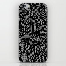 Abstraction Linear iPhone Skin