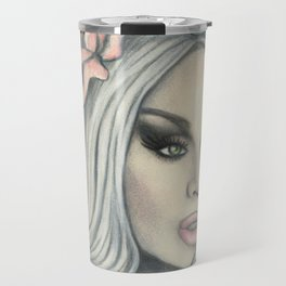 Queen of Snakes Travel Mug