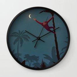 Aim High Wall Clock