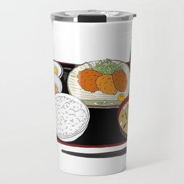 Japanese Tonkatsu Bento Travel Mug