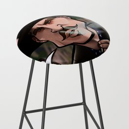 I'm Your Huckleberry (Tombstone) Bar Stool