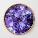 Amethyst Crystals by judypalkimas