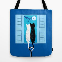 The Lovecats Tote Bag
