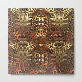 Thame of Groans Metal Print