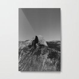 Glacier Point, Yosemite National Park II Metal Print