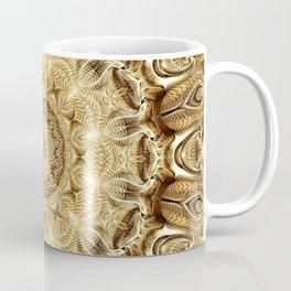 Flower Of Life Mandala (Nothingness) Coffee Mug