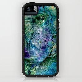 Indigo Haze no.2 iPhone Case