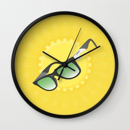 An ultimate summer gadget Wall Clock