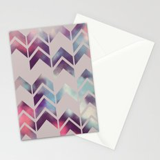 Chevron Dream Stationery Cards