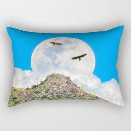 Spring Equinox Rectangular Pillow