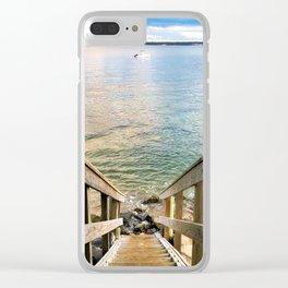 Duxbury Bay Clear iPhone Case