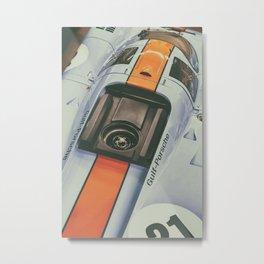 Porsche 917 V Metal Print
