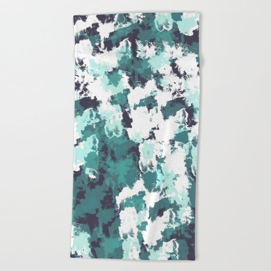 Abstract 24 Beach Towel