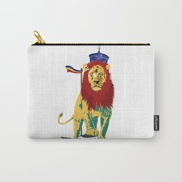 Rasta Lion Carry-All Pouch