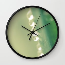 Line up Wall Clock