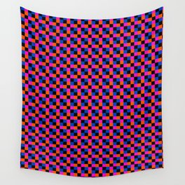 Continuous Pattern_001 Wall Tapestry
