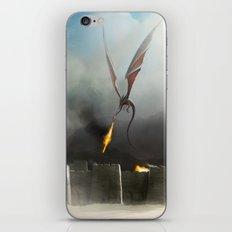 Desert Dragon iPhone & iPod Skin