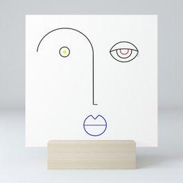 RYB Mini Art Print