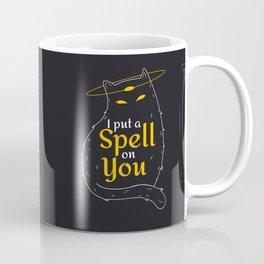 I put a spell on you Coffee Mug
