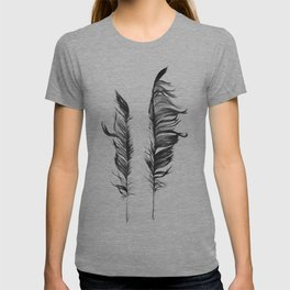 Two Feathers T-shirt