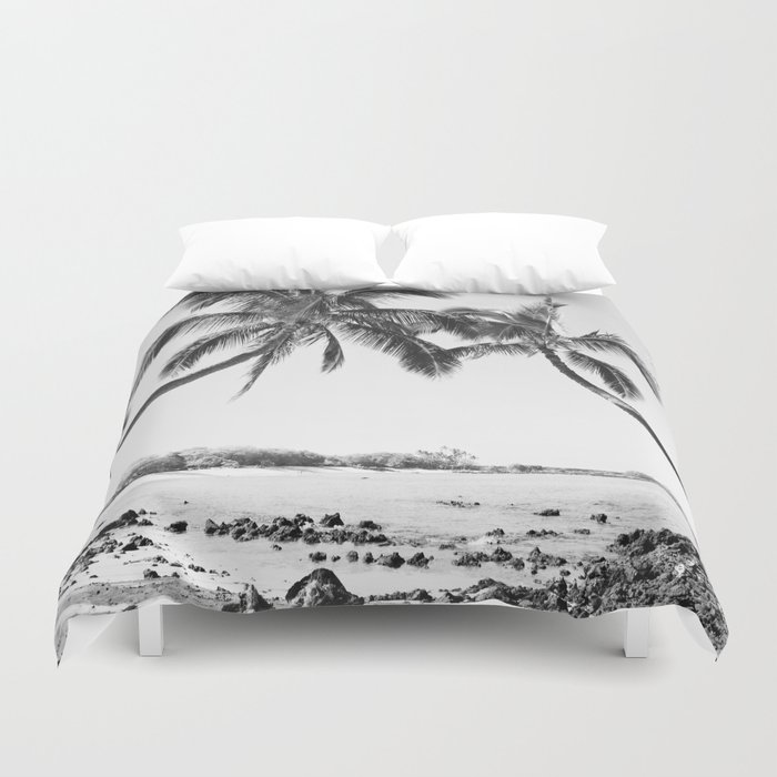 The Bay Duvet Cover By Maddenphotography Society6