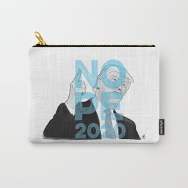 Nope 2020 Trump Carry-All Pouch