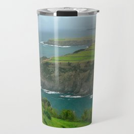 Coastal landscape Travel Mug