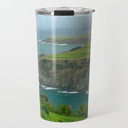 Coastal landscape Travel Mug