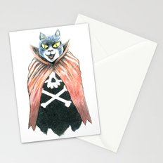 Cat Cape Stationery Cards