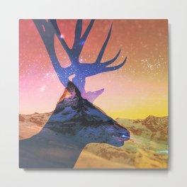 Matterhorn 2 Metal Print