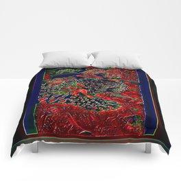 Big Cat Companions: Cougar & Leopard 01-03 Comforters