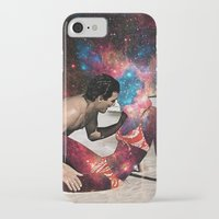 eugenia loli iPhone & iPod Cases featuring Kundalini by Eugenia Loli