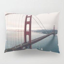 Golden Gate Bridge - San Francisco, CA Pillow Sham